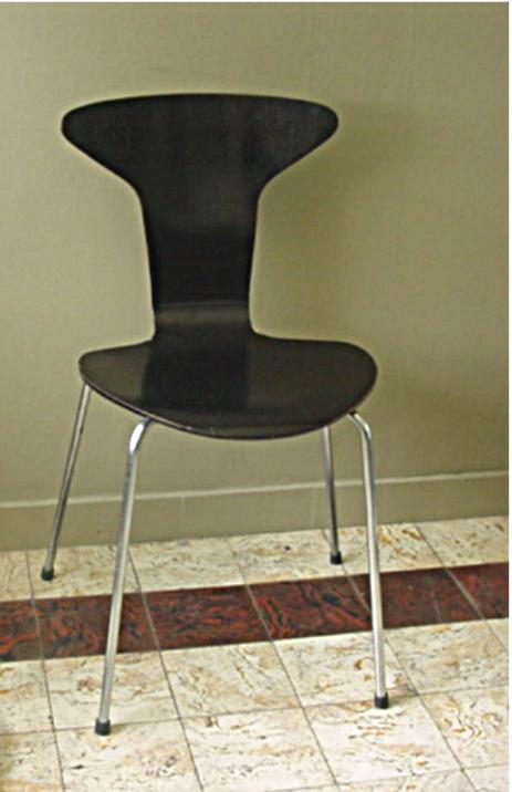 arne jacobsen 3105 chair
