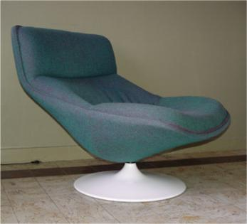 Geofrey Harcourt easy chair for artifort