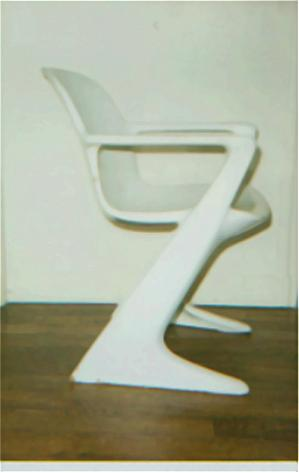 dining chair by ernst moeckl for horn germany