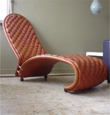 verner panton 123 high back lounge chair